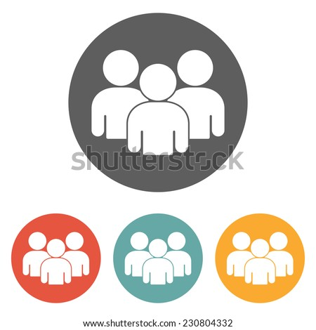 group people icon