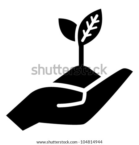 Growth concept vector icon
