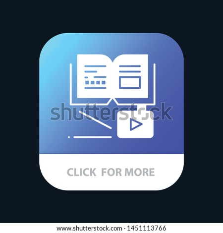 Growth, Knowledge, Growth Knowledge, Education Mobile App Icon Design
