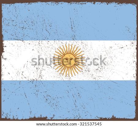 grunge argentina flagargentina