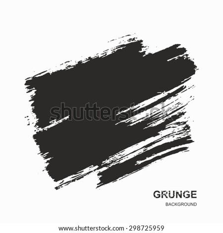 Grunge background - Black and white grunge - Ink - Sketch drawn by hand.
