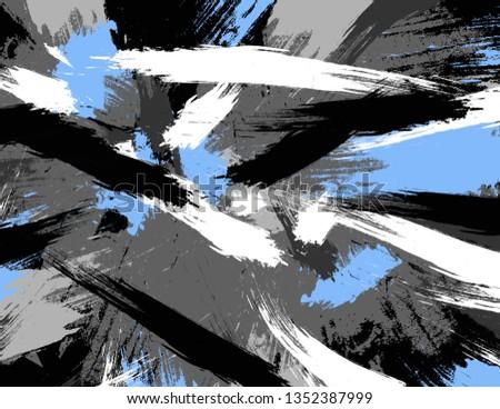 Grunge background vector decor #1352387999
