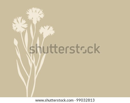 grunge background, vector illustration - stock vector