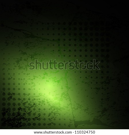 Grunge Background (Vibrant grunge background)