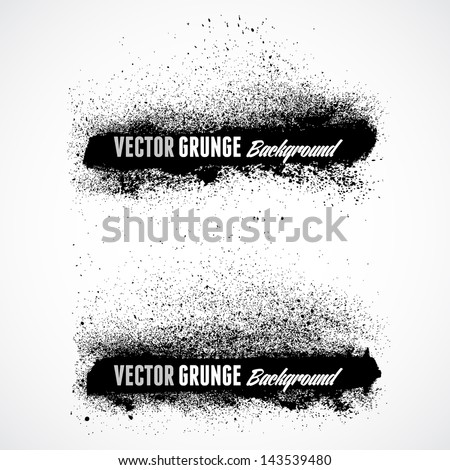 grunge banner backgrounds in