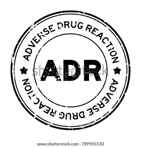 grunge black adr  abbreviation