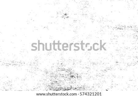 Grunge Black And White Urban Vector Texture Template Dark Messy Dust Overlay Distress Background