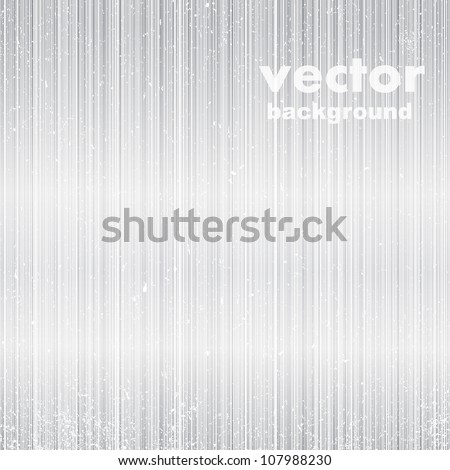 grunge brushed texture, vector background