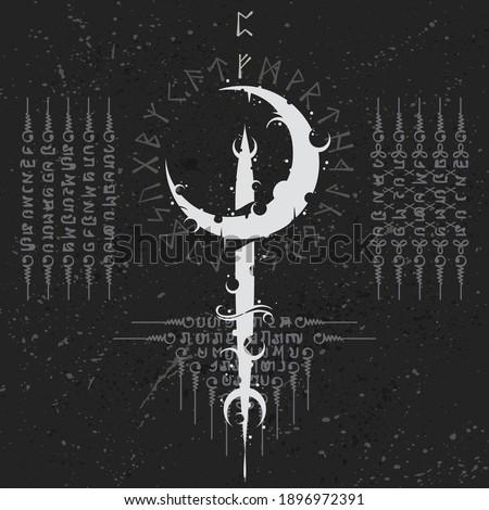 grunge dark background with