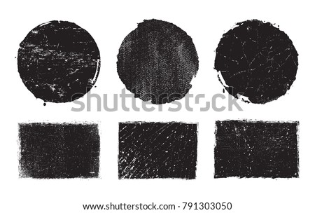 Grunge design elements.Vector grunge stamps,banners. #791303050