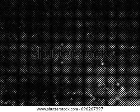 Grunge halftone background.Distress overlay dots texture.Halftone vector texture.