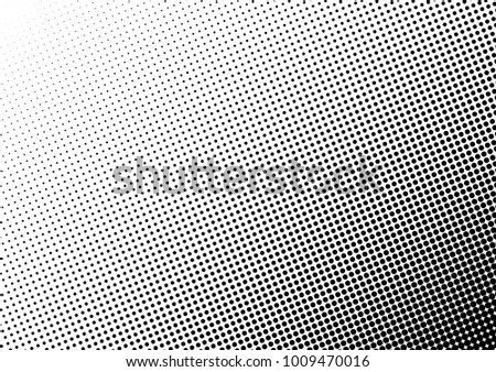 Grunge Halftone Background. Gradient Backdrop. Distressed Texture. Dotted Overlay. Vector illustration