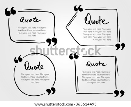 quotation mark vector download free vector art stock graphics
