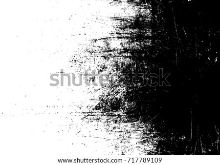 Grunge overlay texture.Vector distress texture. stock photo