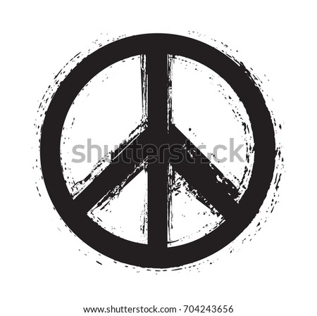 Peace Sign Vector Download Free Vector Art Stock Graphics Images