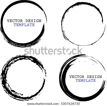 circle logo template download free vector art stock graphics images