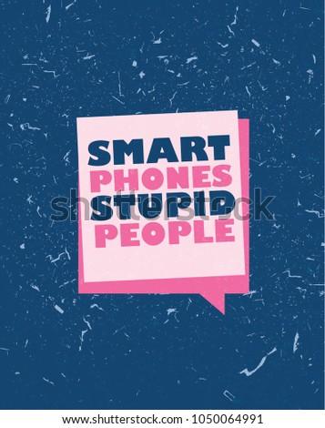grunge quote smart phones