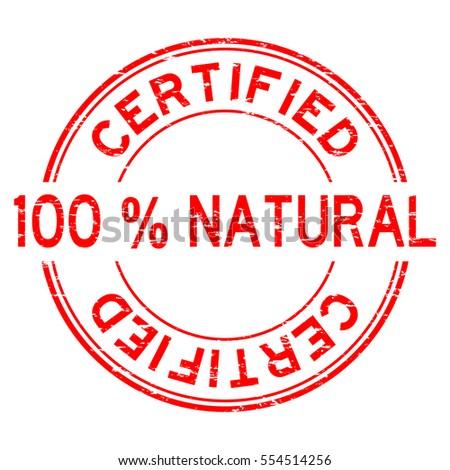 grunge red 100   natural