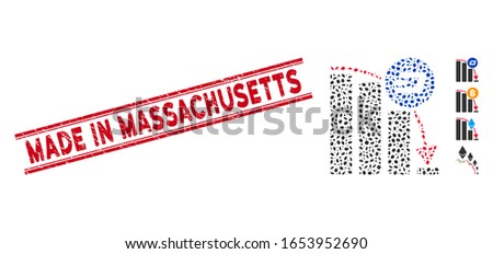 grunge red stamp watermark with