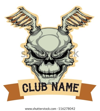 stock-vector-grunge-skull-club-name-embl