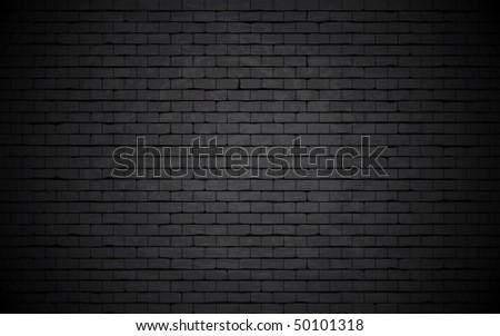 Grunge stonewall. Vector background.