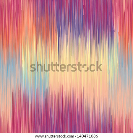 Grunge stripes seamless pattern in blue,yellow,pink colors