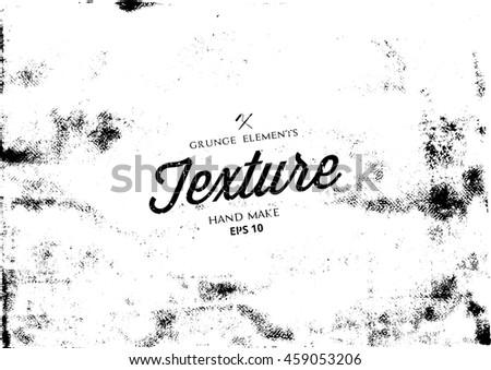 Grunge texture.Grunge background.Vector illustration #459053206
