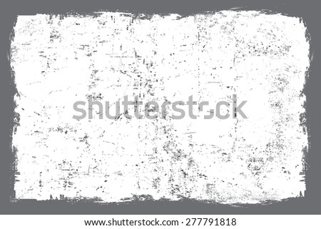 Grunge texture. Grunge background.Vector template.