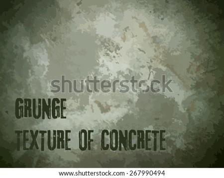 grunge texture of concrete