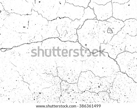 Grunge Texture. Overlay Distress Dirty Grain Vector background. stock photo