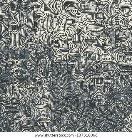 grunge textures  hand drawn
