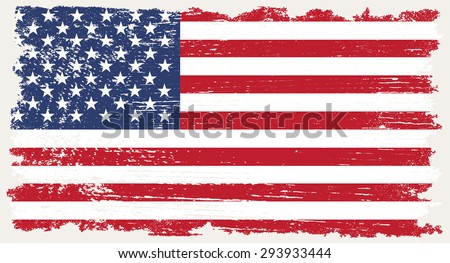 grunge usa flagamerican flag