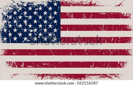 grunge usa flagold american