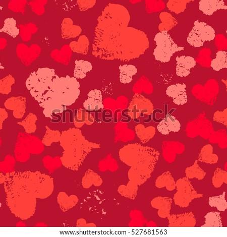 grunge valentine background