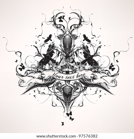 Wings  Coat Of Arms  Download Free Vector Art Stock Graphics  Images