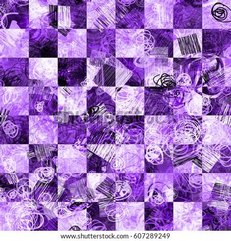 grunge violet seamless texture