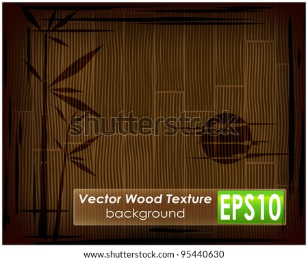 grunge wooden background with