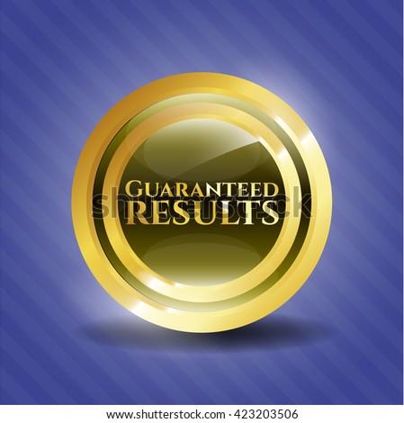 Guaranteed results shiny badge