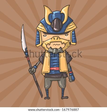 guard samurai