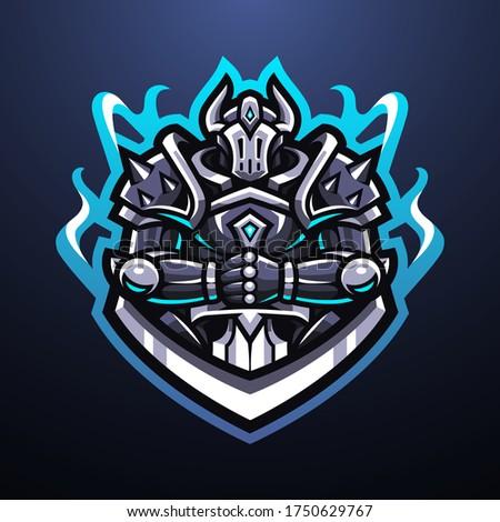 guardian knight esport mascot