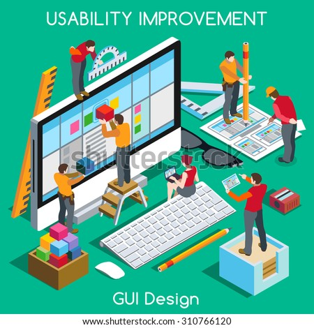 gui design for usability and