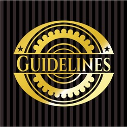 Guidelines gold badge