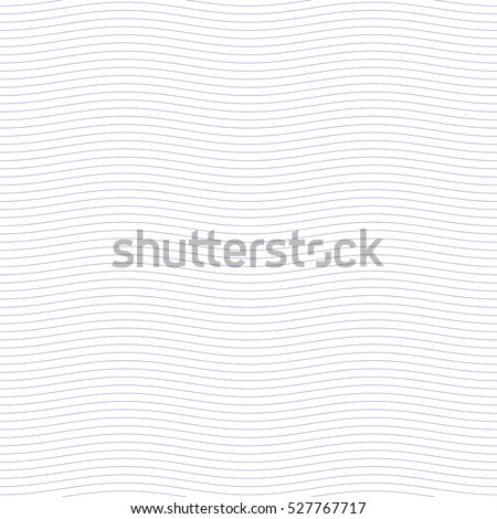 Guilloche seamless background. Monochrome guilloche texture with waves. Digital watermark for Security Papers, certificate, voucher, banknote, money design, currency, note, check, ticket, reward etc.