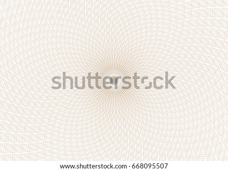 Guilloche vector background grid. Moire ornament EPS 10