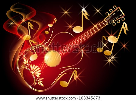 Guitar Music Notes Online Heress