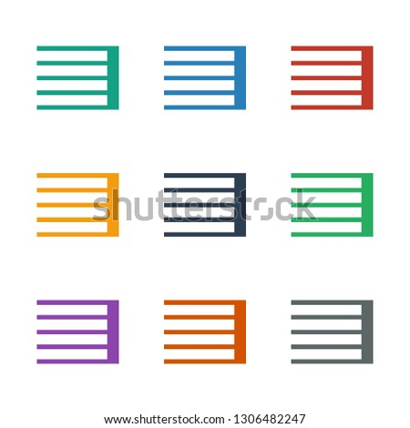guitar strings icon white background. Editable filled guitar strings icon from music. Trendy guitar strings icon for web and mobile.