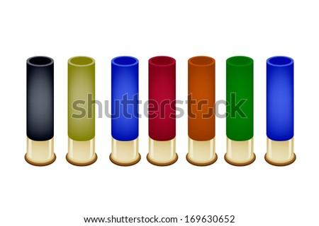 Shotgun Shells Vectors Download Free Vector Art Stock Graphics