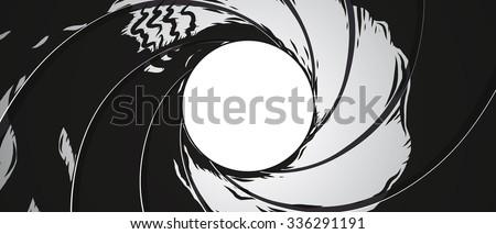 Gun Barrel - Illustration