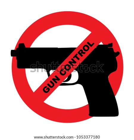 gun control illustration in