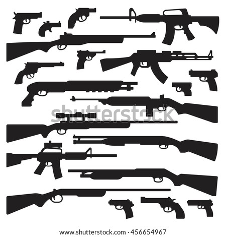 guns  rifles  shotguns